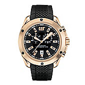 CAT Stream Mens Rubber Chronograph, Date Watch YQ.193.21.129
