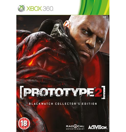 Prototype 2 - Collector's Edition (Xbox 360)
