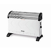 PE146 Pifco 2000W Turbo Convection Heater w/ Turbo Fan