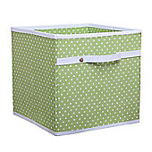 Dotty Toy Box - Green