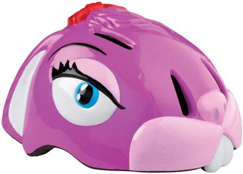 Crazy Stuff Childrens Helmet: Bunny S/M.