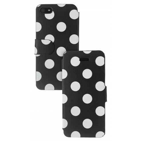 Trendz iPhone 5 Folio Case Polka Dot