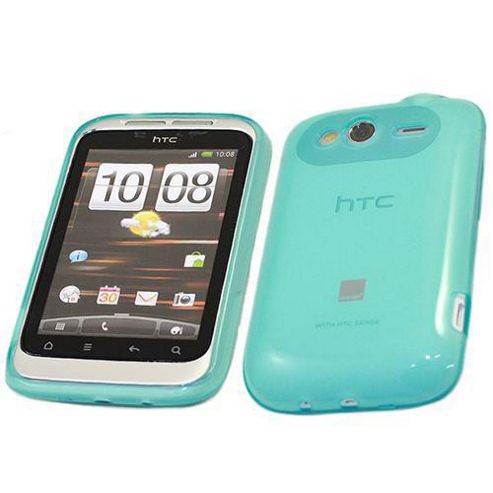 ProGel Skin Case - HTC Desire HD - Blue