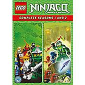 Lego Ninjago DVD Boxset
