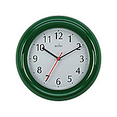 Acctim 21415 Wycombe Wall Clock Green