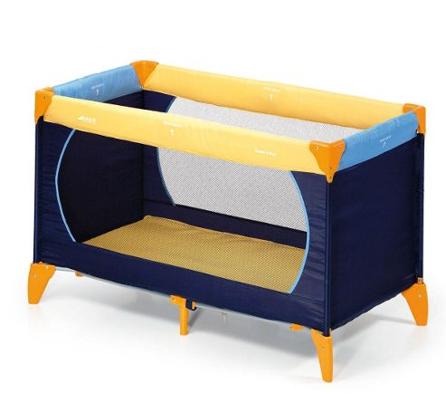 Hauck Dream N Play Baby Travel Cot
