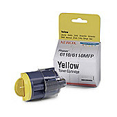 Xerox Yellow Toner (1K) for Phaser 6110 (1,000 Yield)