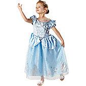 Cinderella Anniversary - Child Costume 5-6 years