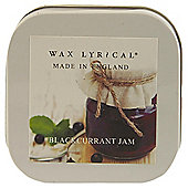 Wax Lyrical Blackcurrant Jam Candle Tin