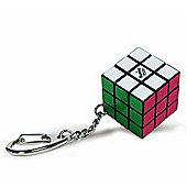 John Adams Rubik's Cube Keyring