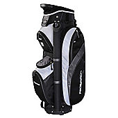 Prosimmon Tour 14 Way Cart/Trolley Golf Bag Black/Grey