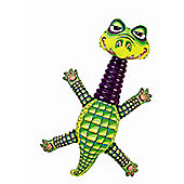 FatCat Rubber Neckers? Alligator Dog Toy