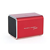 Music Angel Friendz Red Speaker