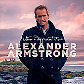 ALEXANDER ARMSTRONG UPON A DIFFERENT SHORE CD
