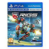 RIGS PS4 (Virtual Reality)