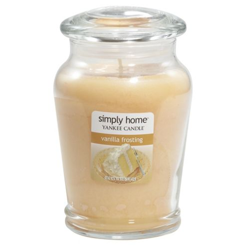 Yankee Candle Large Jar Vanilla Frosting