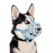 Baskerville Ultra Muzzle - Size 1 (Blue)