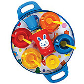 Gowi Toys 454-11 Afternoon Tea Tray (Blue)