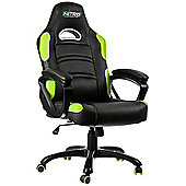 Nitro Concepts C80 Comfort Series Gaming Chair Black / Green NC-C80C-BG-UK