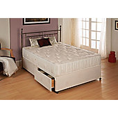 Repose 1500 Platform Divan Bed - King / 4 Drawer