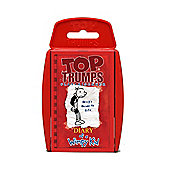 Top Trumps Diary of a Wimpy Kid Card Game