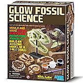 4M KidzLabs Glow Fossil Science Kit