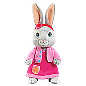 Peter Rabbit Collectable Soft Toy - Lily Bobtail
