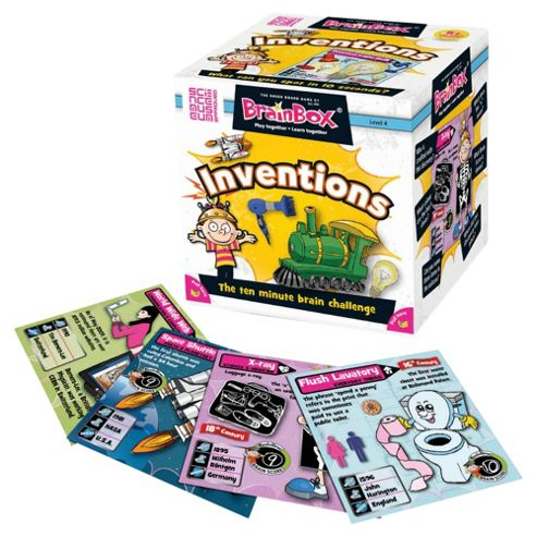 BrainBox inventions Memory Card Game