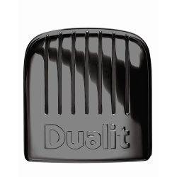 Dualit Combi 2 + 2 Toaster in Black