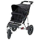 Out n About Nipper 360 Single Pushchair, Raven Black