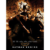 The Dark Knight/Batman Begins (Blu-Ray Boxset)