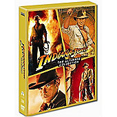 Indiana Jones - The Complete Collection (DVD Boxset)
