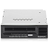 Quantum LTO-3 400/800GB Half-Height 3Gb/s SAS Internal Tape Drive (Black Bezel)