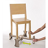 Kaboost Portable Chair Booster Natural