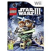 Lego Star Wars 3 Clone Wars Wii