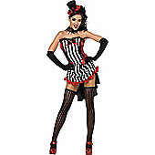 Madame Vamp - Adult Costume 18+