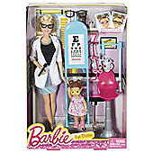 Barbie Eye Doctor Playset
