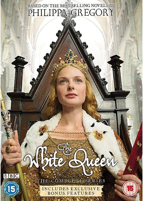 The White Queen - Series 4 - (DVD Boxset)