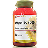 Power Health Superlec-6000 Tablets