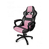 Arozzi Monza Gaming Chair Pink