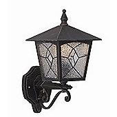 Home Essence Pheonix Outdoor 230V Wall Lantern
