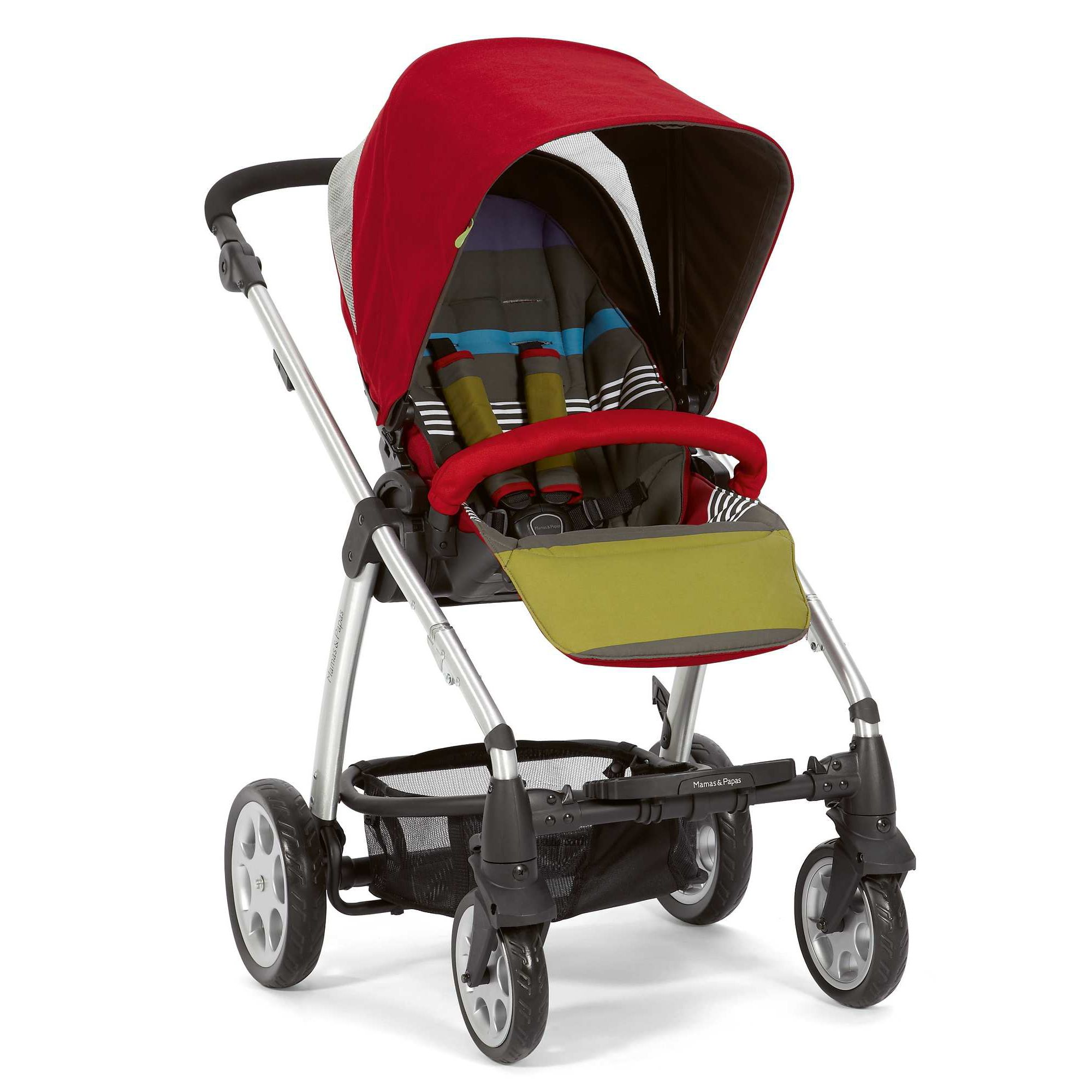 Mamas & Papas - Sola 2 in 1 - Red at Tesco Direct