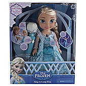 Disney Frozen Singalong Elsa Doll
