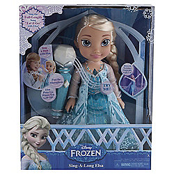 Frozen Singalong Elsa