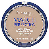 Rimmel Match Perfection Poweder True Ivory