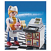 Playmobil Waitress