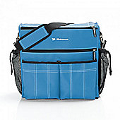 Bebemon Urban XL Baby Changing Bag - Sky Blue