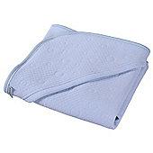 Clair de Lune Hooded Blanket (Cotton Candy Blue)