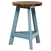 Malmo Occasional Table, Blue