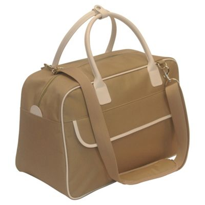 Tesco Weekend Holdall, Natural